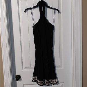 MICHAEL Michael Kors Halter Blouson Dress